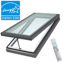 VCE Low Pitch Opening Skylight - Electric